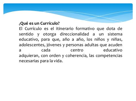 Nuevo Modelo Curricular Dominicano Nuevo Dise 241 O Curricular Dominicano