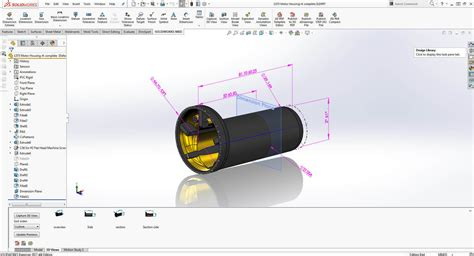 tutorial solidworks mbd solidworks mbd 2017 what s new features demonstration