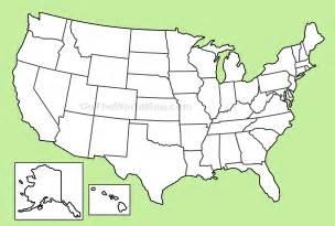 united states map with alabama identified carte des usa etats unis cartes du relief villes