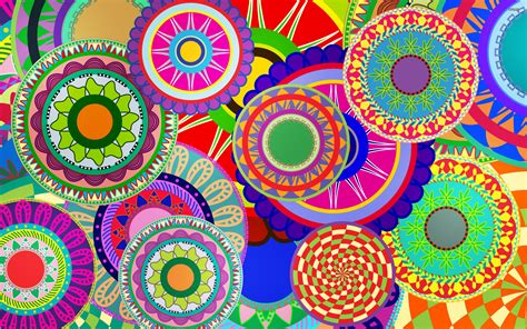 colorful wallpaper eps colorful floral design wallpaper vector wallpapers 1233