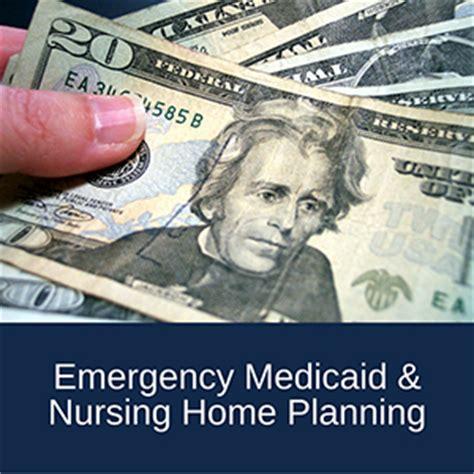 emergency medicaid nursing home planning st louis