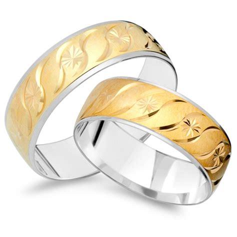 Eheringe 585er Gold trauringe 585er gelb weissgold ehe0051 5s