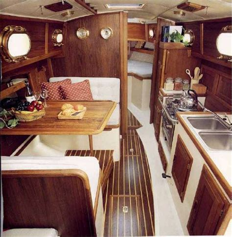 small boat interior design ideas best 25 boat interior ideas on pinterest canal boat