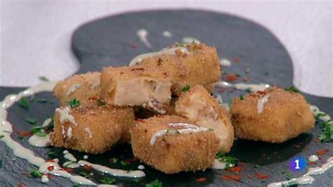 cocina consergio cocina con sergio croquetas de chorizo con queso cocina