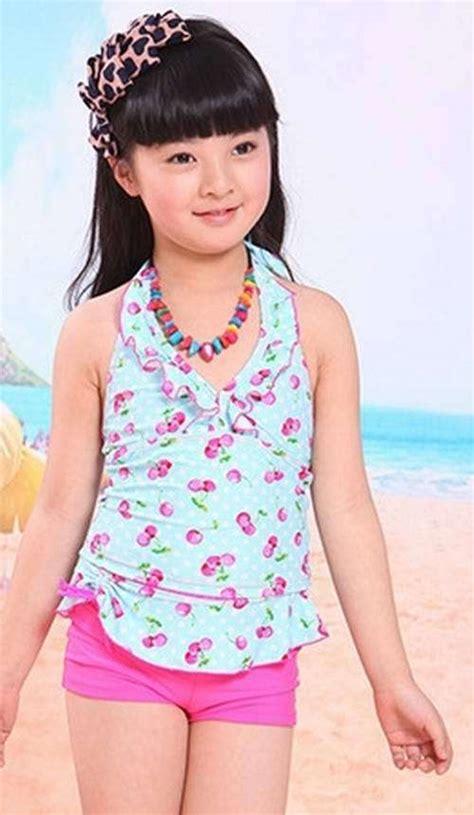 Swimwear Girls 10 12 Bathing Suits   girls kids summer swimsuit swimwear separates bathing suit