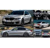 BMW M5 Competition 2019  Pictures Information &amp Specs
