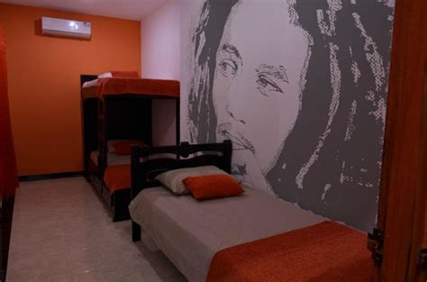 bob marley wallpaper for bedroom bob marley themed room picture of zleeping hostel santa