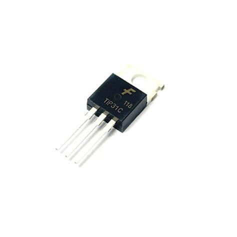 50pcs tip31c tip31 npn transistor 100v 3a to 220 ebay