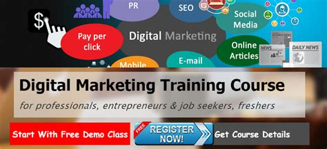 Digital Marketing Degree Course why choose a career in digital marketing cloud