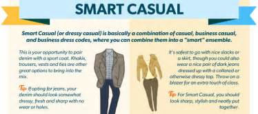 business formal business casual 和 smart casual 有什么区别 问吧