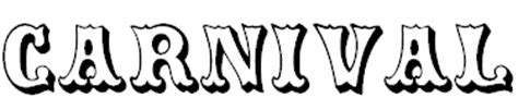 printable carnival fonts free carnival fonts fontspace