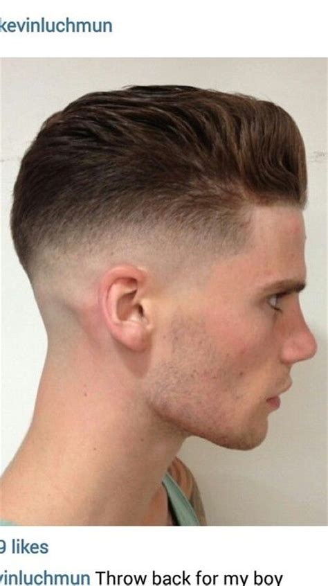 number 0 on back and sides mens hair cuts 2015 oltre 1000 idee su finta rasatura laterale su pinterest