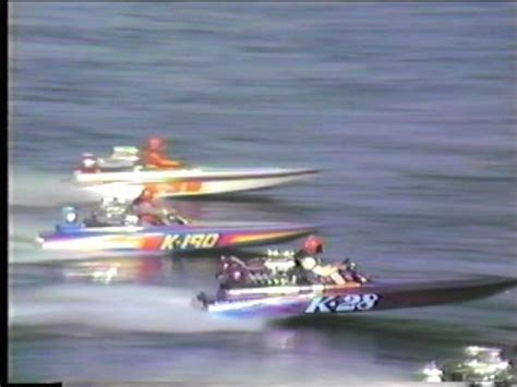 boat racing videos k boat racing home video 1985 86 youtube