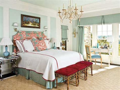 red and blue bedroom color roundup using sky blue in interior design the