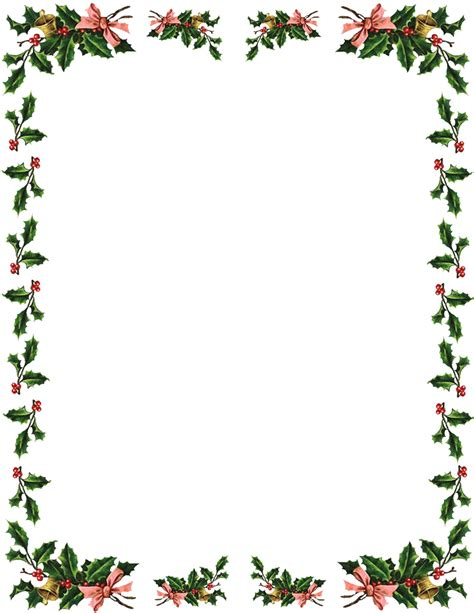 clipart border christmas borders and frames clipart best