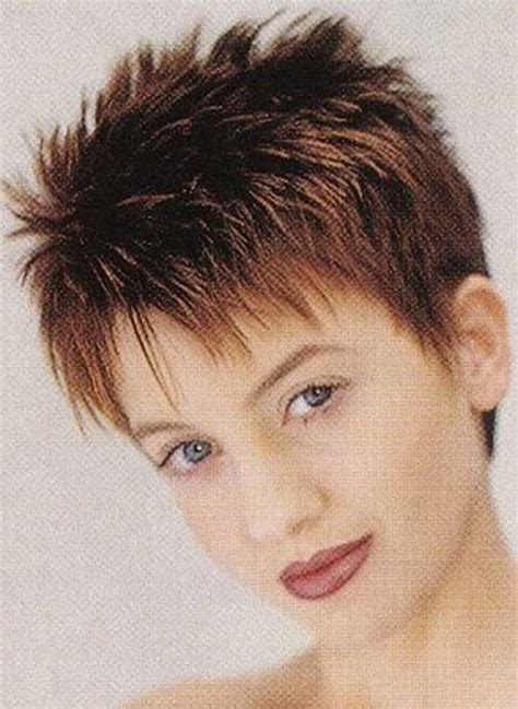 very short spiky pixie hairstyles 15 short spiky haircuts for women short hairstyles