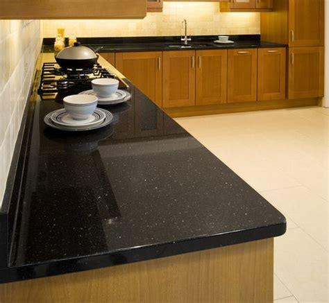 Unsere Star Galaxy Granit Arbeitsplatte! http://www.granit