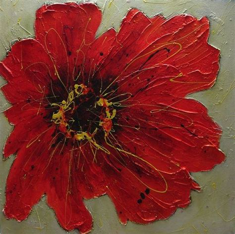 acrylic paint tutorial 17 best ideas about acrylic painting flowers on