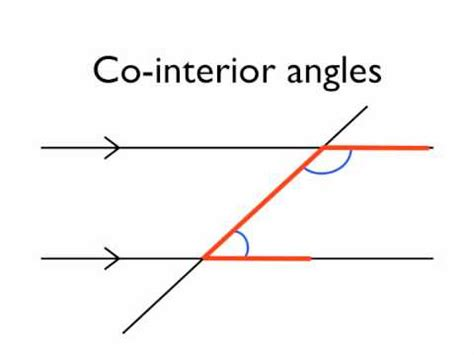 co interior angle relationships a fais math blog