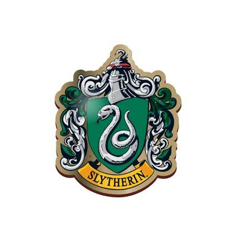 Jubah Harry Potter Slytherin Size S harry potter slytherin enamel pin badge button house crest
