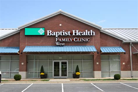 Baptist Hospital Detox Rock Ar by Baptist West Exterior Jpg