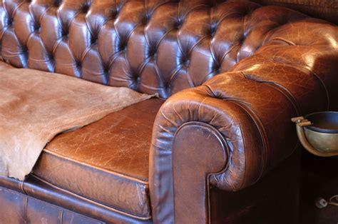 How To Fix In Leather Sofa by How To Repair Leather Diy Projects Craft Ideas How