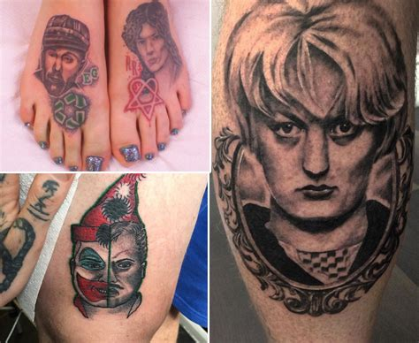 tattoo gallery on hindley worst tattoos ever from misspelt to misshapen and ugly
