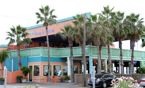 louie s backyard south padre island restaurants on south padre island texas