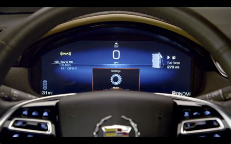 Cadillac Heads Up Display by Heads Up Display For Cadillac Ats And Xts