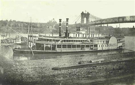 steamboat history gc3q235 cincinnati history steamboats traditional cache