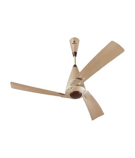best price for ceiling fans bajaj ceiling fan 1200 mm topaz price in india buy