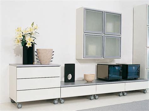 Systemmöbel Wohnzimmer by Modulares System F 252 R Wohnzimmer In Elegantem Design