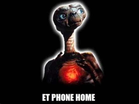Et Phone Home Meme - zacier et phone home youtube