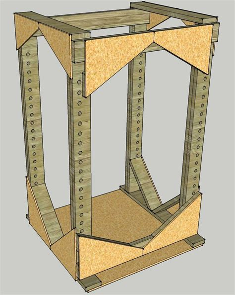 cl racks woodworking wood load bearing capacity of 2x6 s for diy lifting cage