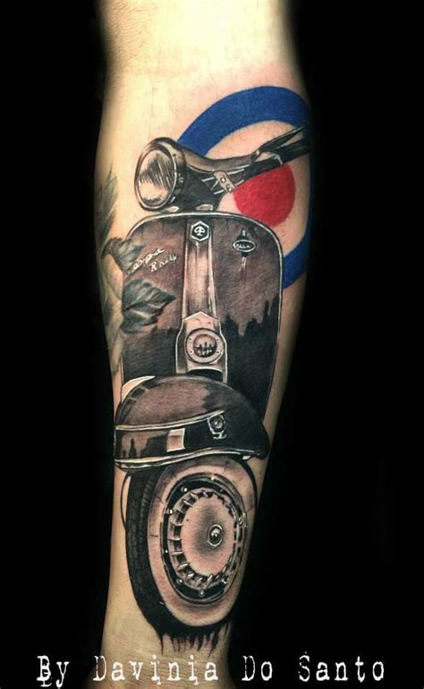scooter tattoos 64 best tattoos images on