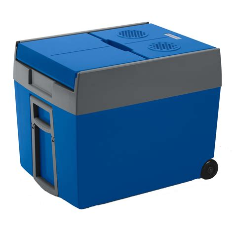 cool boxes waeco mobicool w48 48 litre portable cool box with wheels