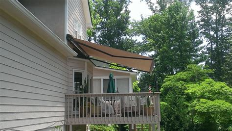 retractable awnings atlanta quality awnings installed in atlanta ga asheville nc