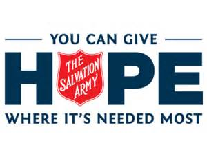 make a donation to the salvation army the salvation army
