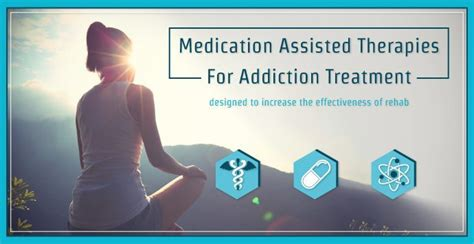 Medically Assisted Detox Omaha by Medication Assisted Therapies For Addiction Treatment