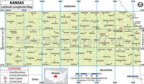 abilene map usa abilene kansas