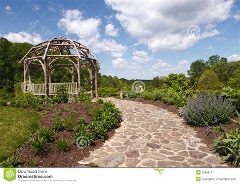 Meadowlark Botanical Garden Virginia Royalty Free Stock Botanical Gardens Va