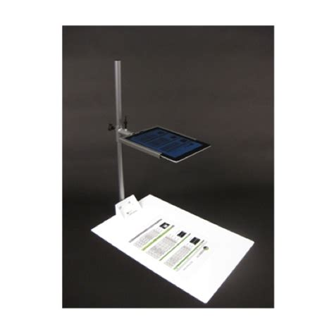 Ipad Holder For Bed ipad tablet document camera stand version 2 learning in hand
