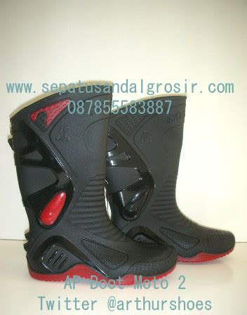 Sepatu Boots Safety Rider Ap Boots Moto 2 boot ap moto 2 grosir boot ap sepatusandalgrosir