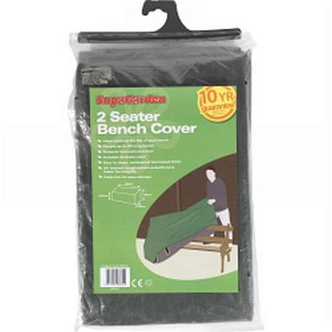 cover for garden bench 2 seat garden bench cover 10 year guarantee