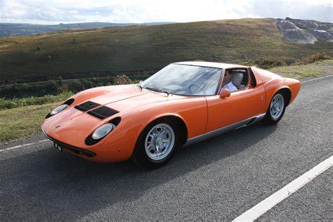 Lamborghini Italy Price Lamborghini Miura Turns 50 Follows Quot The Italian Quot Route