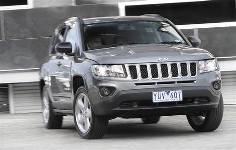 Reviews On Jeep Compass Jeep Compass Review Caradvice