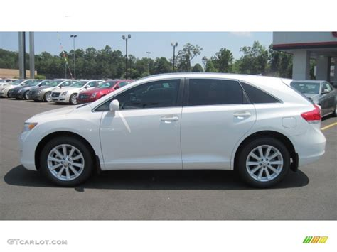 2011 blizzard pearl white toyota venza i4 50380538 photo 2 gtcarlot car color galleries