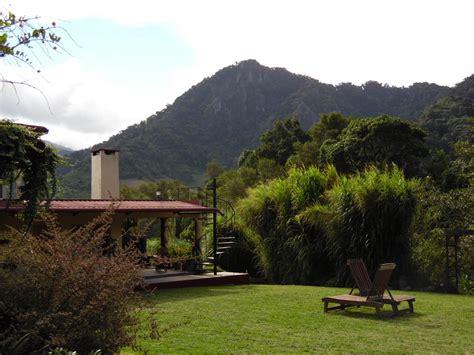 backyard view view of cerro punta from backyard orilla