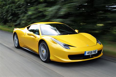 Ferrari 458 Car by Best Second Hand Ferraris Used Buying Guide Autocar
