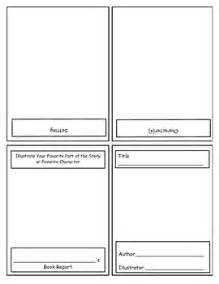 kindergarten book review template kindergarten book report template by donna tpt